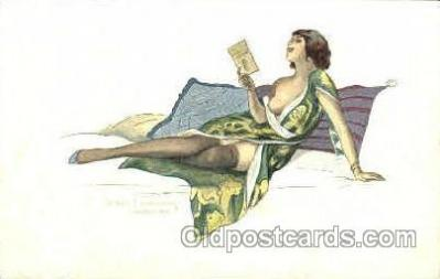 Artist Pittore Clemency Postcard Post Card