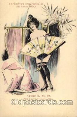 art107004 - Artist Mouton Postcard Post Card