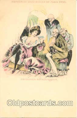 art107005 - Artist Signed Georges Mouton (France) Postcard Post Card