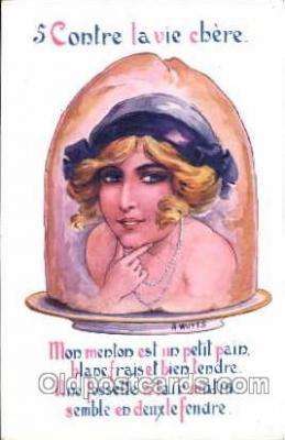 art110025 - A. Wuyts (AUS) Post Card