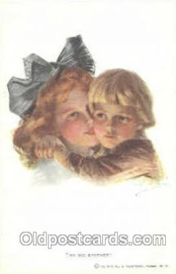 No. 297 Artist Philip Boileau Postcard Post Card