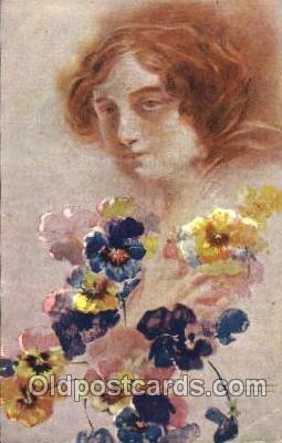 art124005 - Santino Postcard Post Card