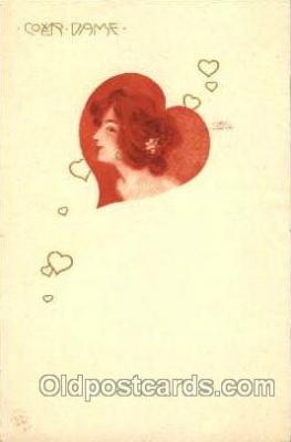 art134001 - Artist Signed Carl Jozsa Postcard Post Card