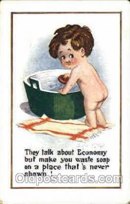 art148003 - Donald McGill Postcard Post Card
