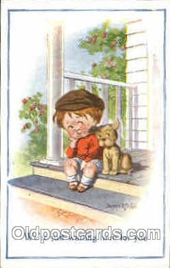 art148017 - Donald McGill Postcard Post Card