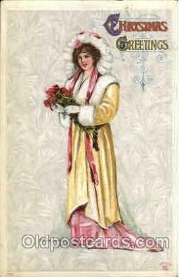 art158001 - R. Ford Harper Postcard Post Card
