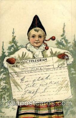 art162001 - Max Hanel Postcard Post Card