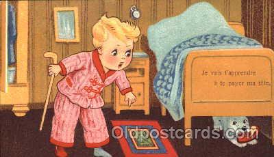 art176013 - Artist Margret Boriss (Netherlands) Postcard Post Card