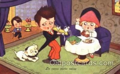 art176020 - Artist Margret Boriss (Netherlands) Postcard Post Card