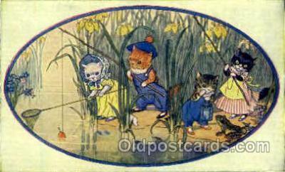art193007 - Artist Molly Brett, The Medci Society Ltd. London, Postcard Post Card