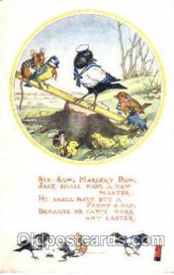 art193020 - Artist Molly Brett, The Medci Society Ltd. London, Postcard Post Card