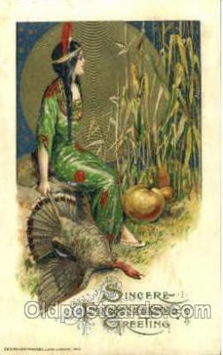 art201211 - Artist Samuel Schmucker Postcard Post Card