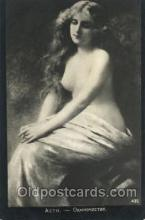 art000056 - Artist Asti Postcard Post Card