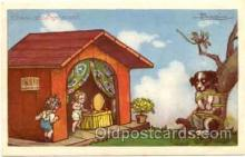art006016 - Artist Adolfo Busi (Italy) Postcard Post Card
