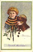 art006053 - Artist Busi Postcard Post Card