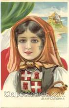 art008008 - Artist M. Cheribini (Italy) Postcard Post Card