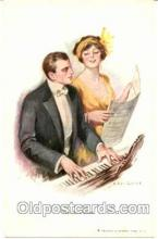 Artist Earl F. Christy (USA) Postcard Post Card