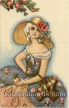 art010016 - Artist Sofia Chiostri, also known as (Fofi), (Italy) Postcard Post Card