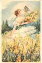 art010044 - Artist Sofia Chiostri, also known as (Fofi), (Italy) Postcard Post Card