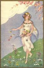 art010140 - Chiostri Postcard