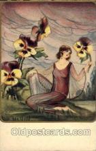 art010153 - Chiostri Post Card