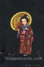art011147 - Artist E. Colombo Postcard Post Card