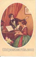 Artist Tito Corbella (Italy) Postcard Post Card