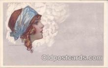 art012093 - Artist Tito Corbella (Italy) Postcard Post Card