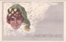 art012094 - Artist Tito Corbella (Italy) Postcard Post Card