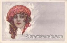 art012095 - Artist Tito Corbella (Italy) Postcard Post Card