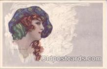 art012096 - Artist Tito Corbella (Italy) Postcard Post Card