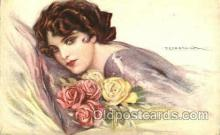 art012197 - Artist T. Corbella Postcard Post Card