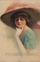 art013009 - Frank H. Desch Postcard Post Card