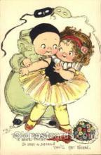 art014023 - Grace Drayton; Wiederseim Postcard
