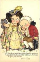 art014024 - Grace Drayton; Wiederseim Postcard