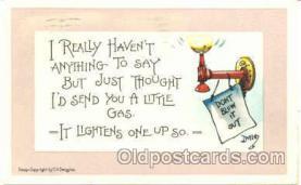 art015021 - Artist Dwig, C.V. Dwiggins (USA) Postcard Post Card