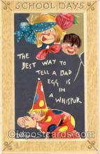 art015022 - Artist Dwig, C.V. Dwiggins (USA) Postcard Post Card