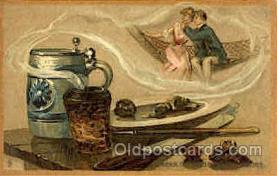 art015025 - Dwig Postcard, Post Card