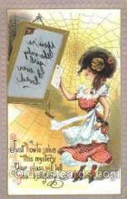 art015091 - Artist Dwiggins (Dwig) Postcard Post Card