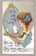 art015092 - Artist Dwiggins (Dwig) Postcard Post Card
