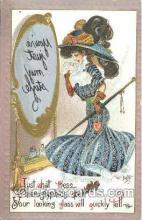 art015096 - Artist Dwiggins (Dwig) Postcard Post Card
