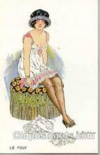 art017003 - Artist F. Fabiano (France) Postcard Post Card