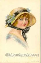 art018005 - Artist Alice Luella Fidler (USA) Postcard Post Card