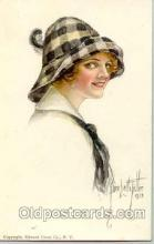 art018014 - Artist Alice Luella Fidler (USA) Postcard Post Card