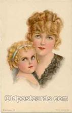 art018017 - Artist Alice Luella Fidler (USA) Postcard Post Card