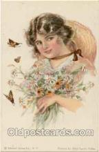 art018023 - Artist Alice Luella Fidler (USA) Postcard Post Card