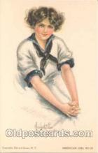 art018031 - Artist Alice Luella Fidler (USA) Postcard Post Card