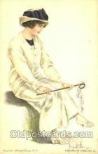 art018064 - Artist Alice Luella Fidler Postcard Post Card