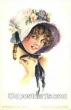 art018085 - Artist Alice Luella Fidler Postcard Post Card