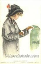 art020065 - Artist Pearle Fidler LeMunyan Postcard Post Card